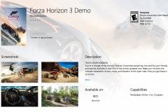Forza Horizon 3 Démo