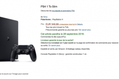 PS4 Slim 1 To