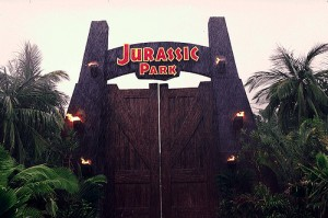 Welcome to jurassic park !