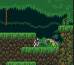 Des Dino dans ma Game Gear !!
