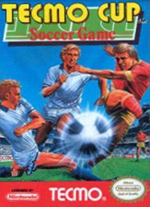 NES Tecmo Cup Soccer