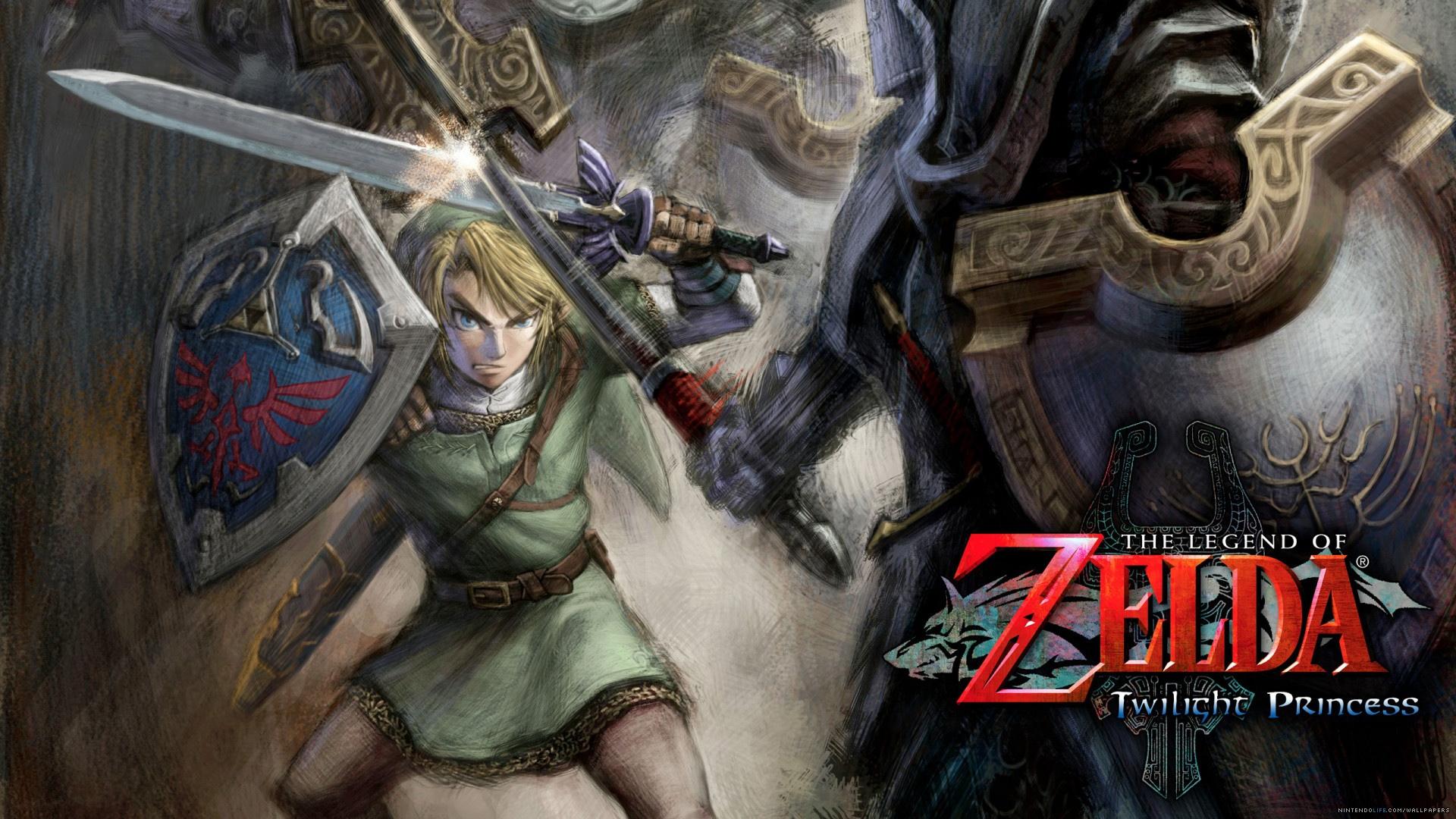 The Legend Of Zelda Twilight Princess Wallpapers Hd 19201080