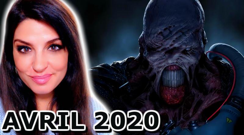 QUELS JEUX ACHETER ? AVRIL 2020