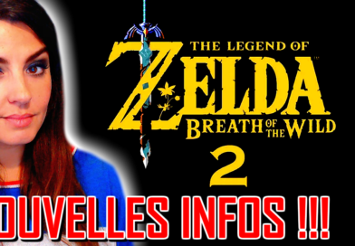 Zelda Breath of the Wild 2 : donjons, Ganon, open world… Nouvelles infos !