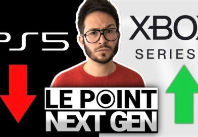PS5 vs Xbox Series X qui mène la danse ? On fait le point Next Gen 👍🏻