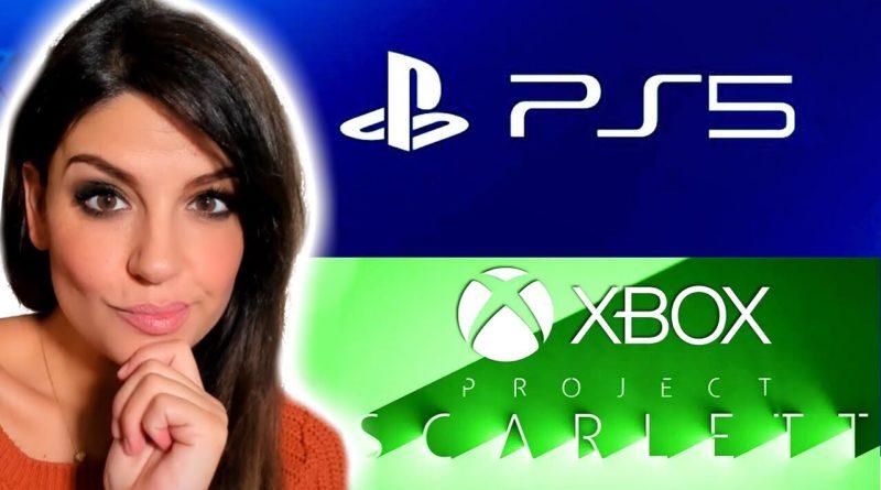PS5, Xbox Scarlett, les dernières consoles ?