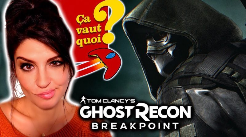 Ghost Recon Breakpoint, bien meilleur que Wildlands ? Mon TEST