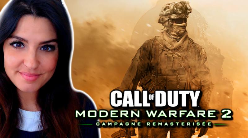 Call of Duty Modern Warfare 2 Remastered, ça vaut quoi ? Gameplay FR