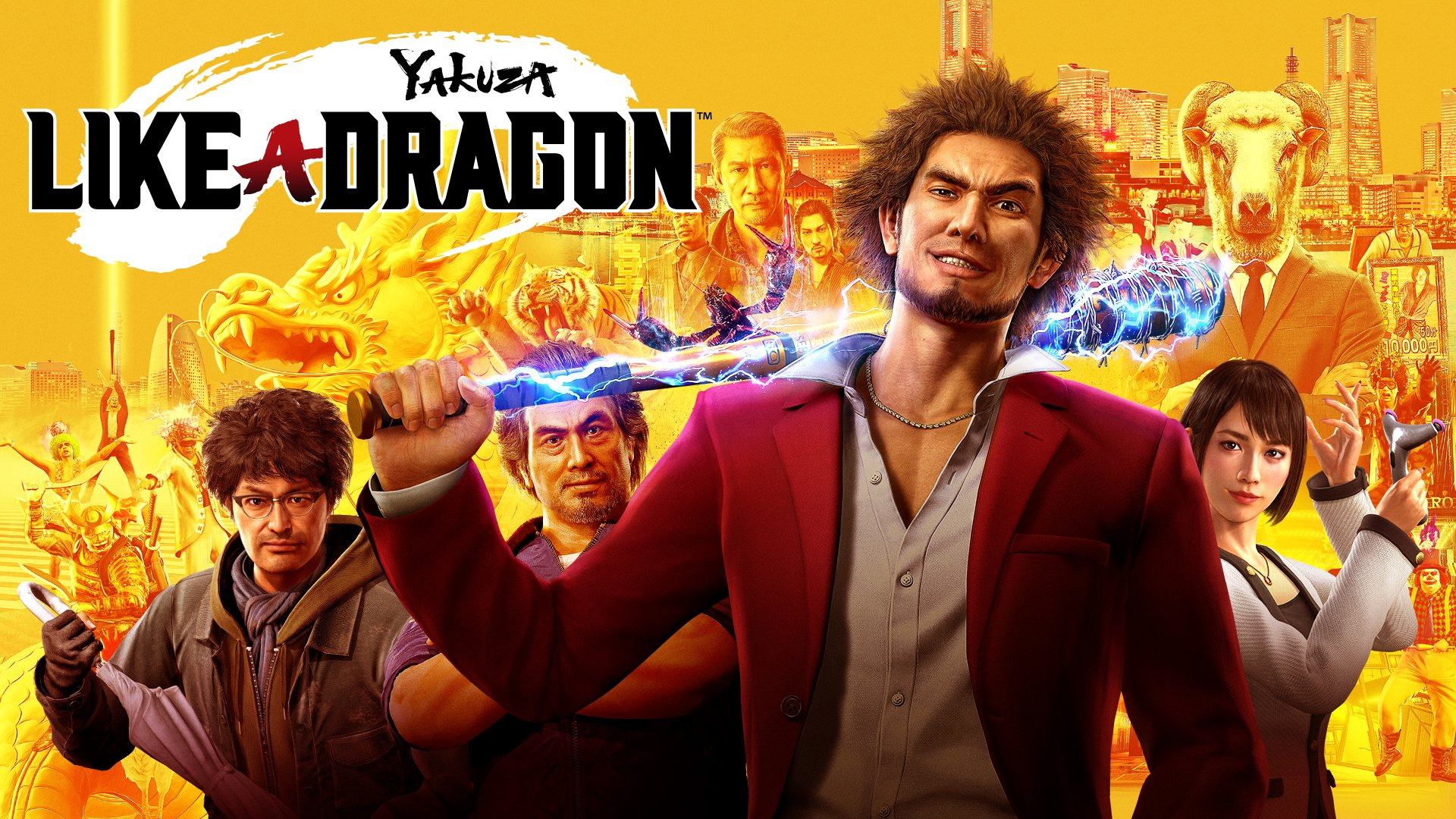 Xbox Series X : mon gameplay de Yakuza Like A Dragon 🔥 –  CaroleQuintaine.com